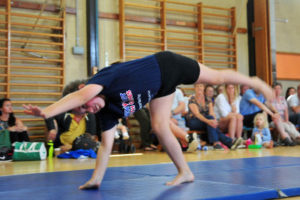 Gymnastics at SWYG (image: PPA-UK, 2017)