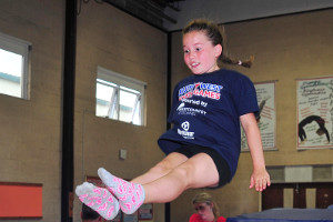 Junior Trampolining (image: PPA-UK)