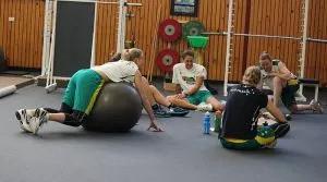 Image: Circuit training